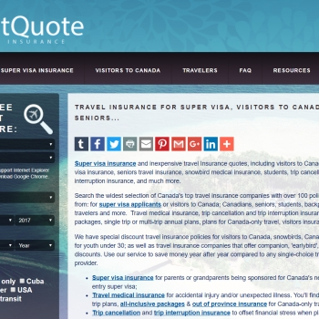 BestQuote Travel Insurance